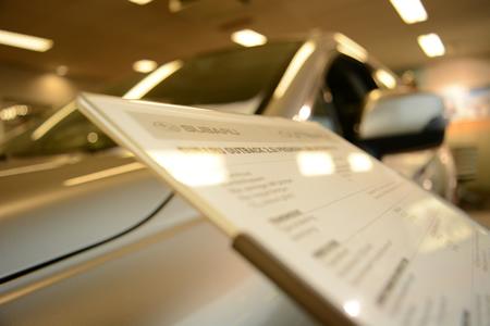 new car finance legislation